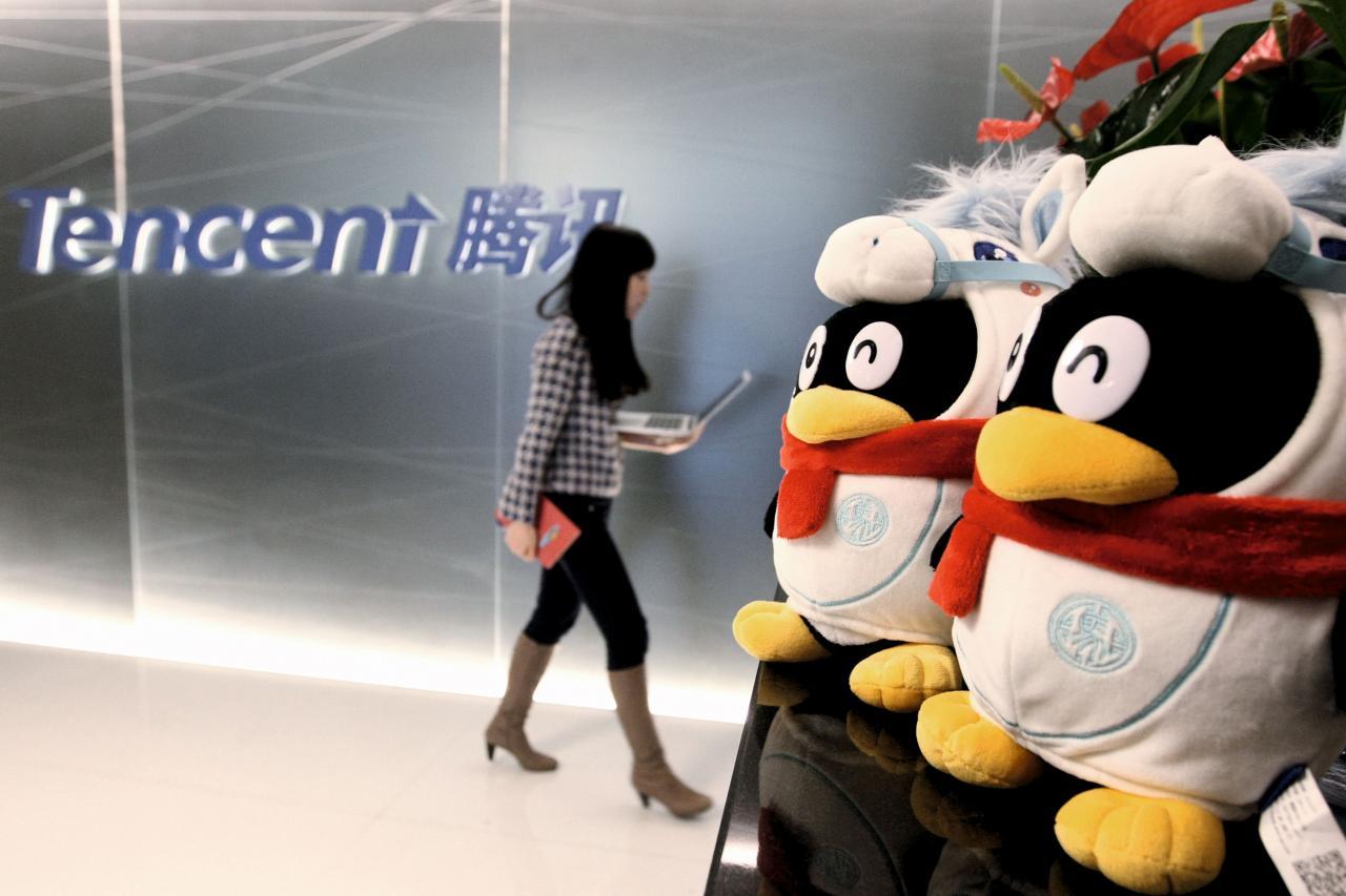 「企鵝」股價由年初高位插水,捧場客欲哭無淚。