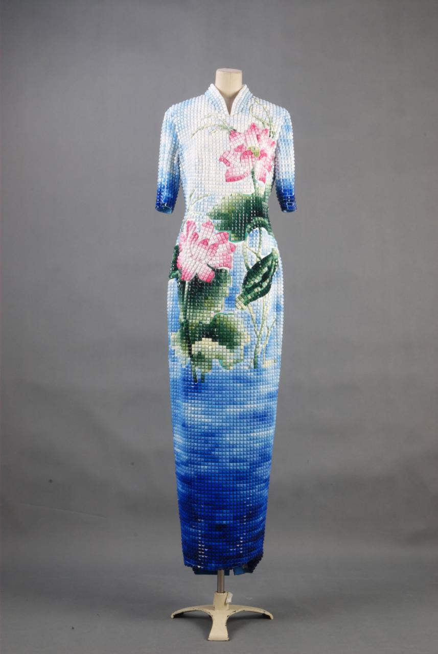 《奧運禮服》,郭培(2008)