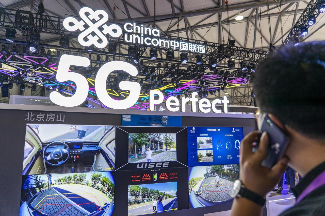 聯通有充夠彈藥推進5G發展。