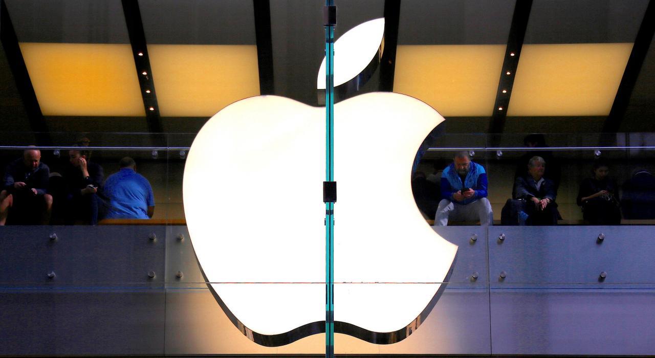 蘋果公司反彈無力,眼見相當大的成交,但未能擺脫困局,可見巿場對蘋果的信心已經出現異樣。