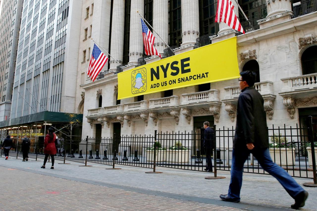 紐約證交所IPO集資活躍,集資額全球交易所稱冠。不過,新股表現卻遠較香港遜色。