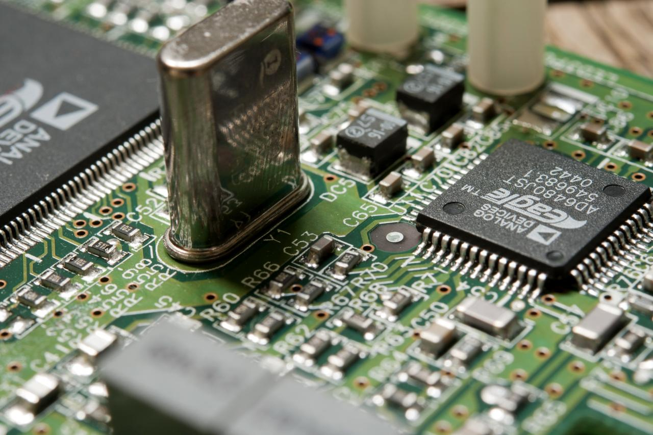 集成電路基本上是所有電器產品所需要的部件,因此,需求一直會持續及上升。