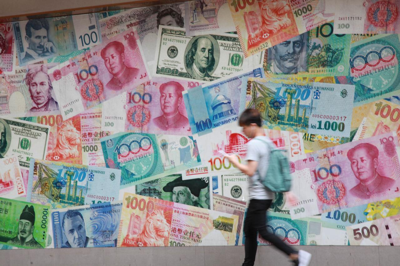 下半年人民幣仍有貶值壓力,短期內有機會進一步下試六點八的水平。