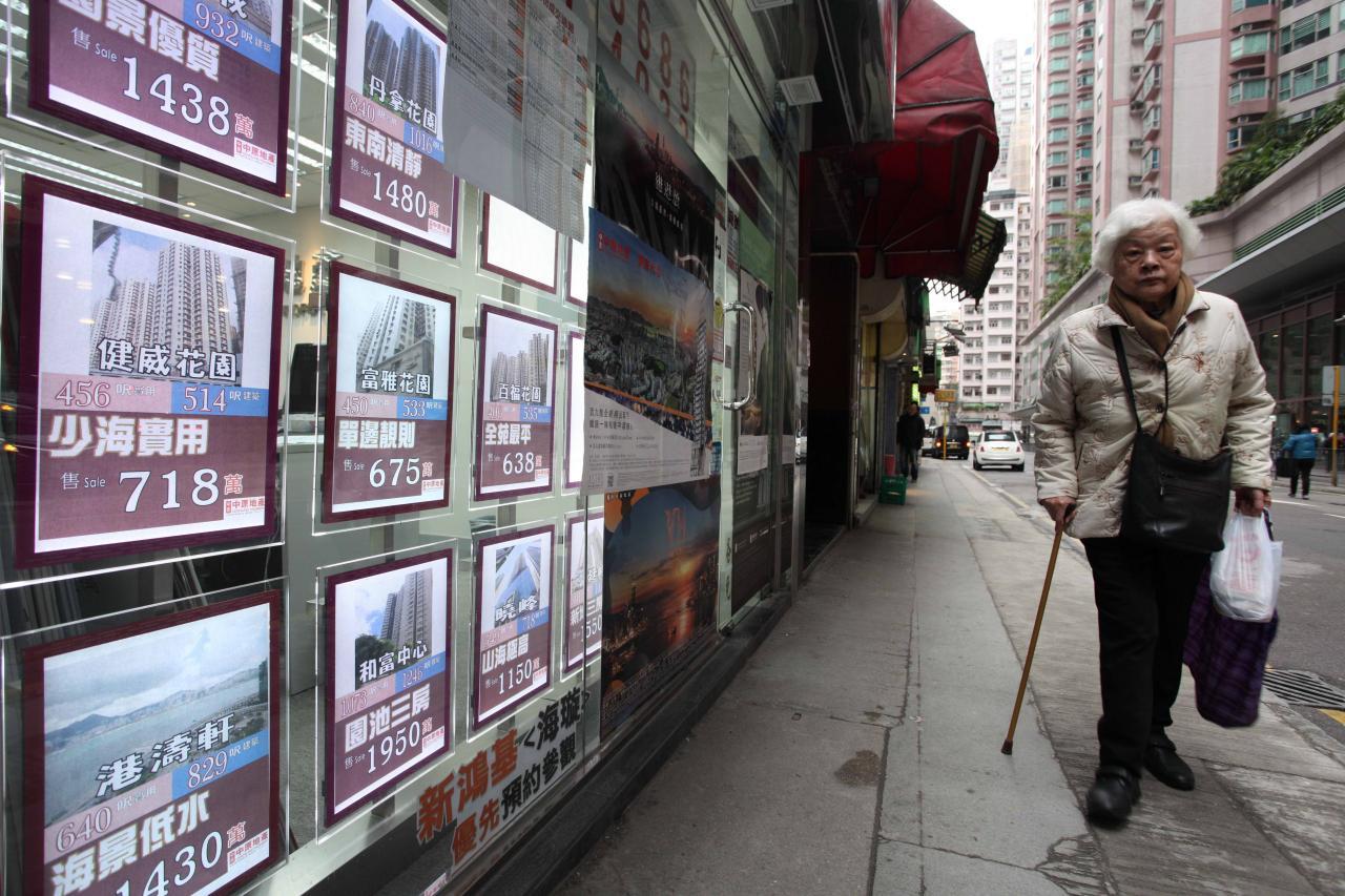 工廈改裝劏房問題一直未被取締,亦會對租金構成壓力。