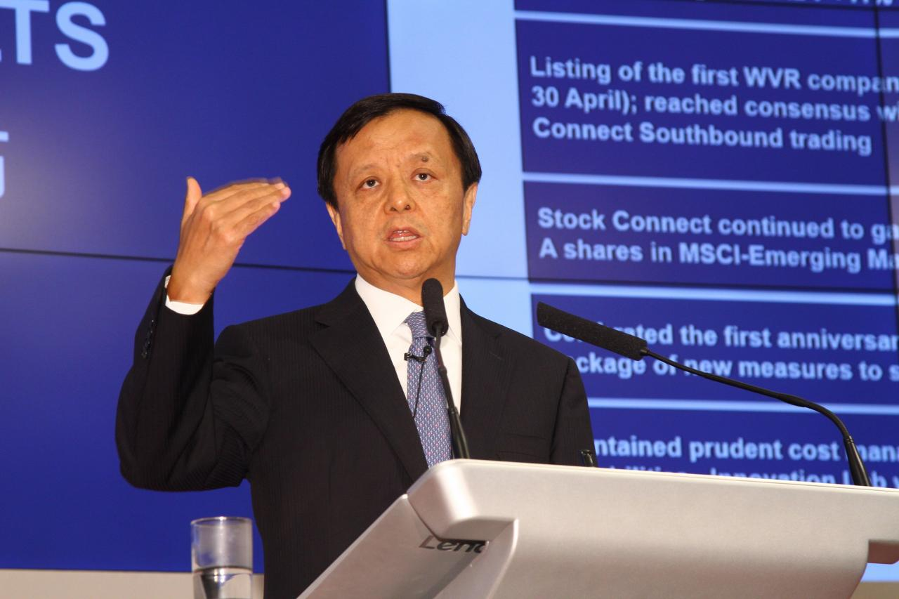 李小加認為推出科創板是「一石三鳥」的做法。
