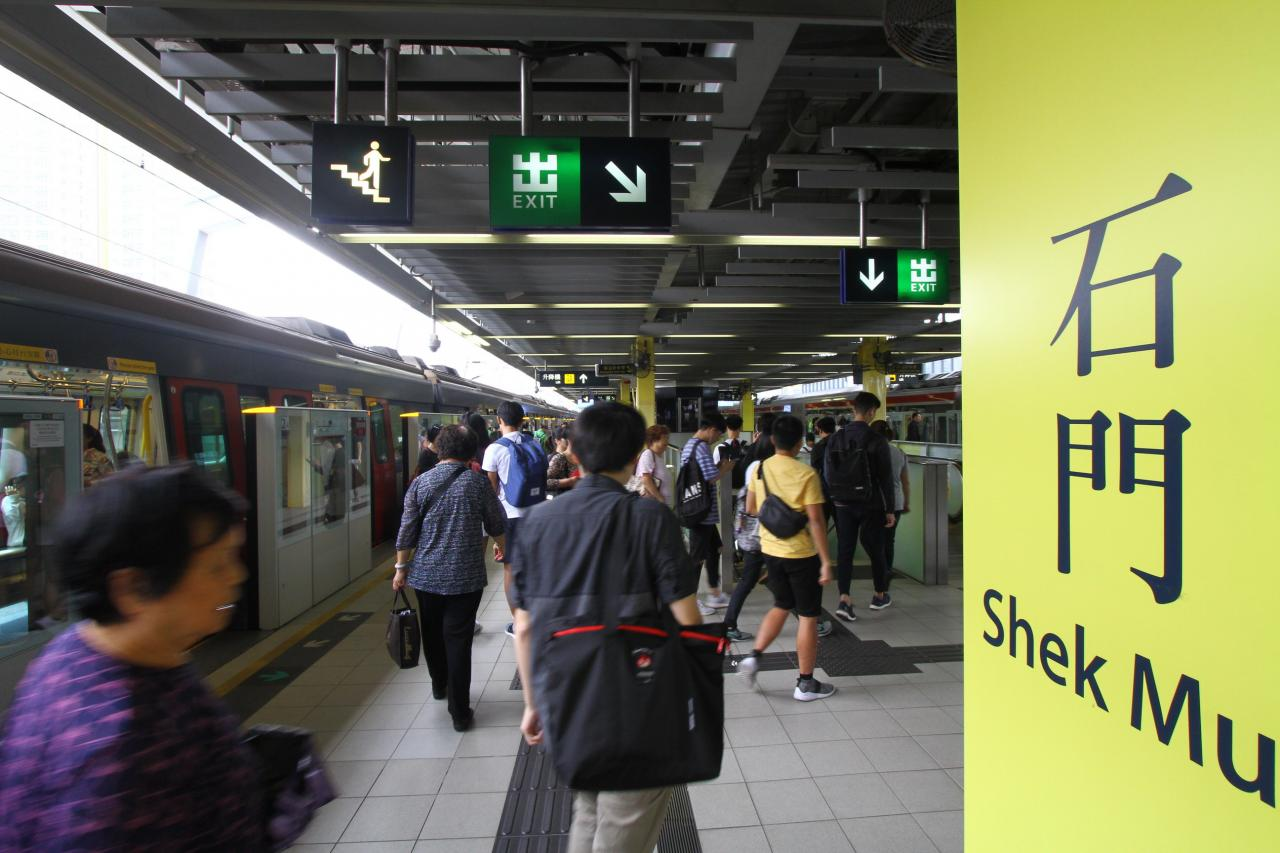 自馬鐵通車後,石門的交通網絡亦逐漸完善。