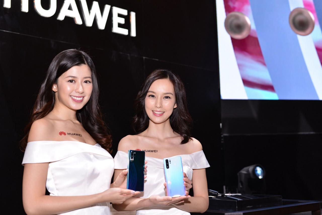 華為是少有首季銷售量增長的手機公司之一。