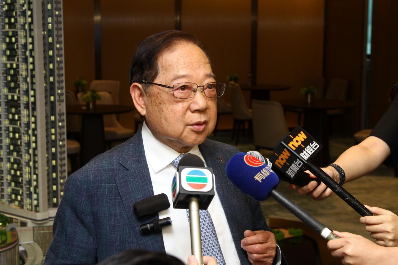 地建會執委會主席梁志堅稱,新指引的3房定義屬真正睡房,儲物房或工人房等不計算在內。
