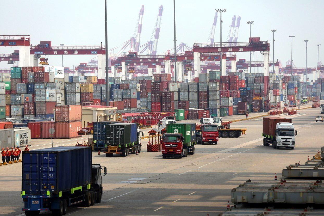 關鍵的仍在貿易戰當中,若雙方不能儘快坐上談判桌之中,並帶來共識,後市去向仍然不太樂觀。