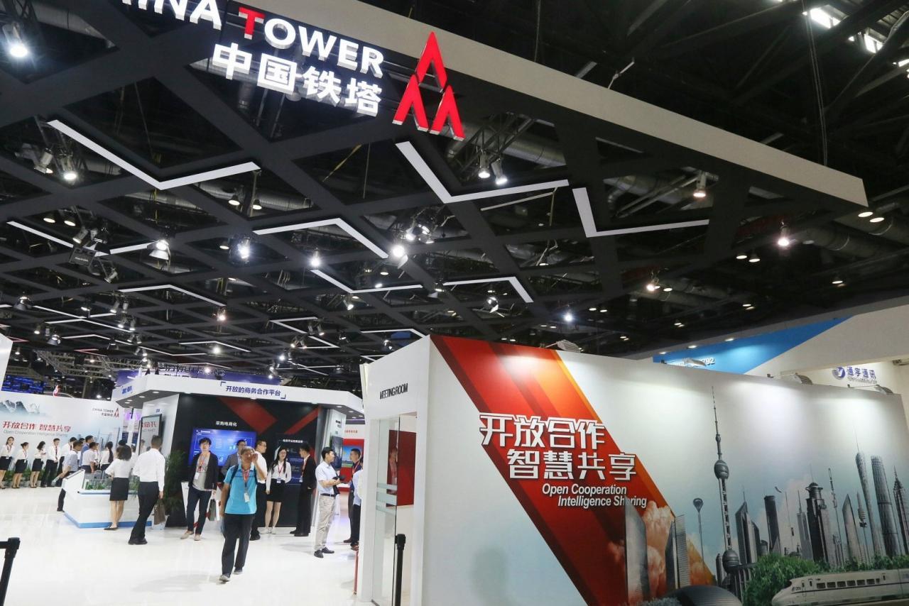 不少大行已開始預計中國鐵塔去年、今年及明年的業績,營業額將可能達到728.17億元人民幣(下同)、782.67億元及858.15億元。