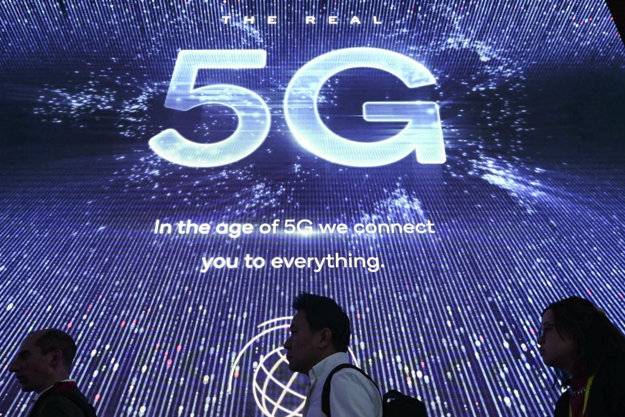 5G發展仍處前期,市場對電線組件及網絡構建材料需求才剛起步,並預期至少維持4至5年。