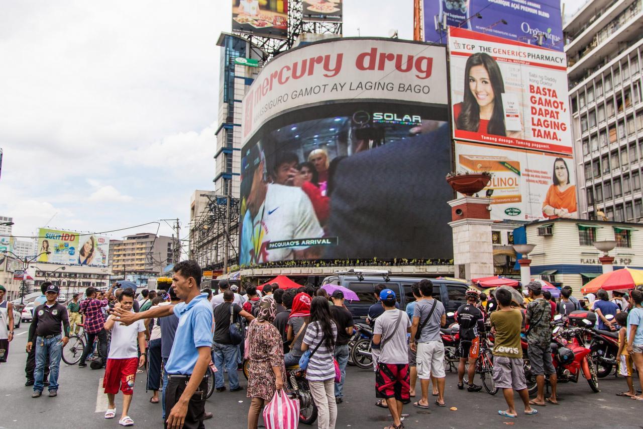 馬尼拉擁有超過2,000萬的人口,位列東南亞經濟增速第二,人均年GDP達3,000美元。