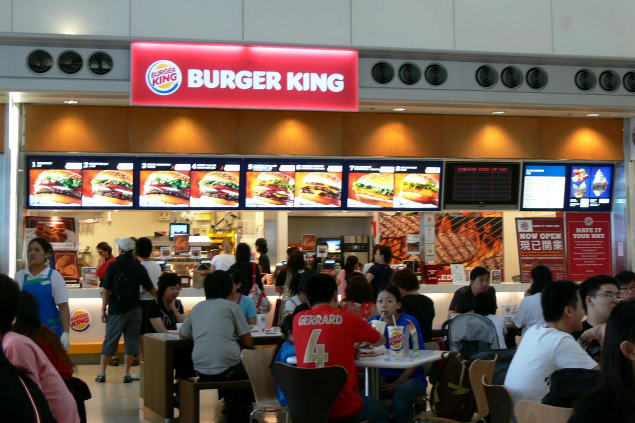 中國是Burger King表現最好的市場之一,外賣是一個強勁的增長點。