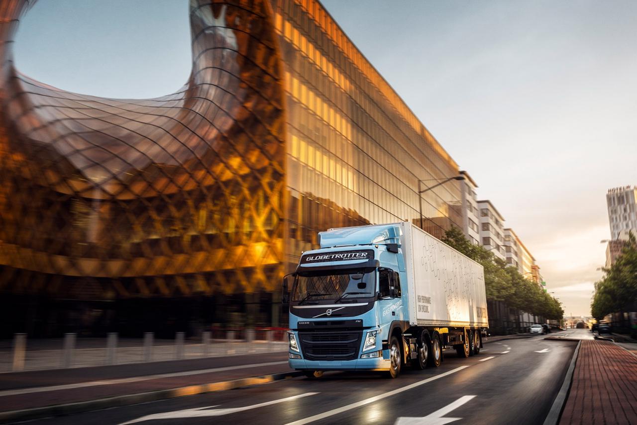 因應液態天然氣貨車的增長持續,相信可支持1的市佔率增長。