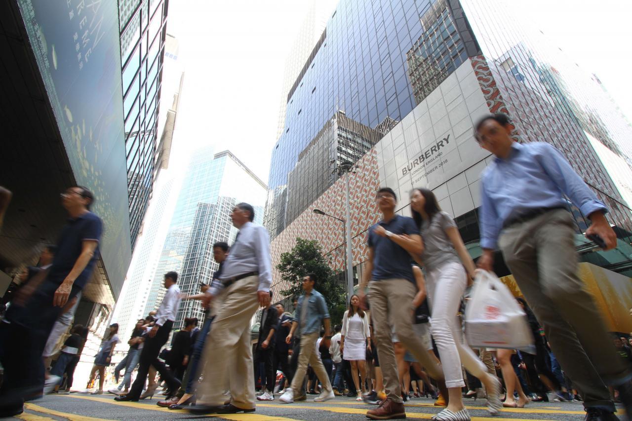 中央政府將一如既往支援香港,發展為國際創科中心。