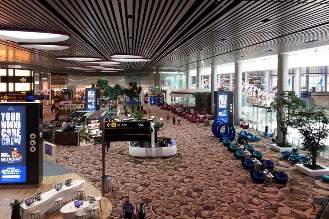 新加坡政府批授的合約價值持續上升,有關項目包括樟宜機場、跨島線及克蘭芝路。