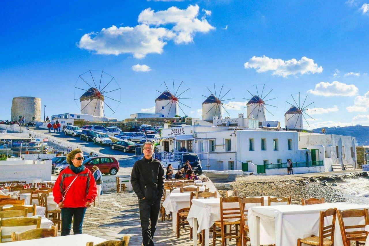 大型投資商正在向希臘旅遊業投入數十億美元的資金,數十個酒店和度假村項目正在開業或在建設中。