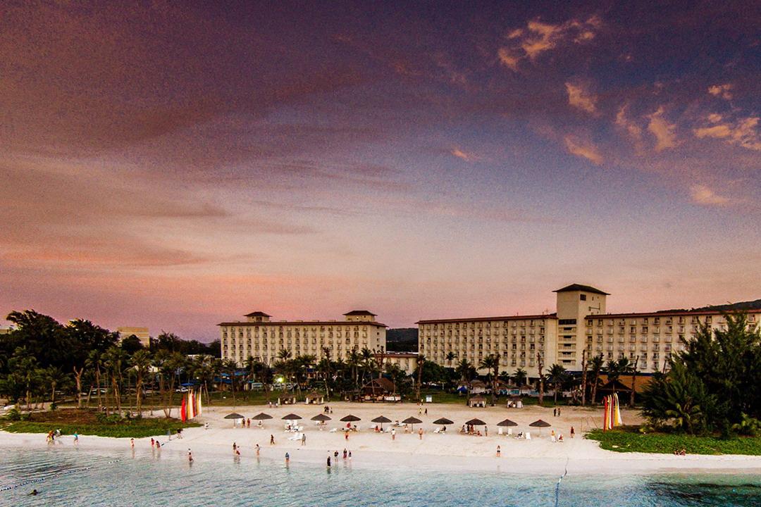 旗下酒店平均房租為140美元。