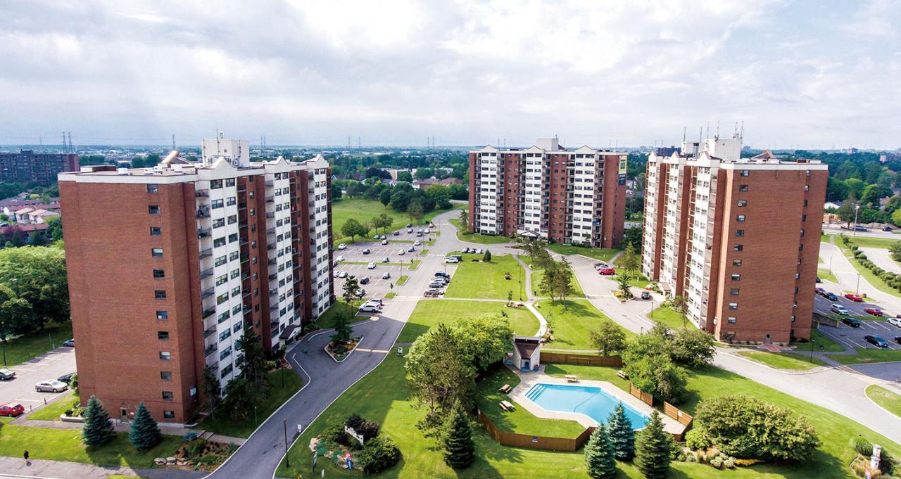 4月共管公寓的平均銷售價格同比上升14.3%至307,659加元。