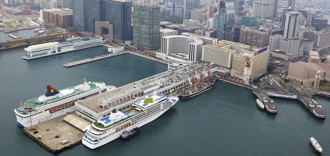 九龍倉置業持有海港城及時代廣場等香港投資物業。