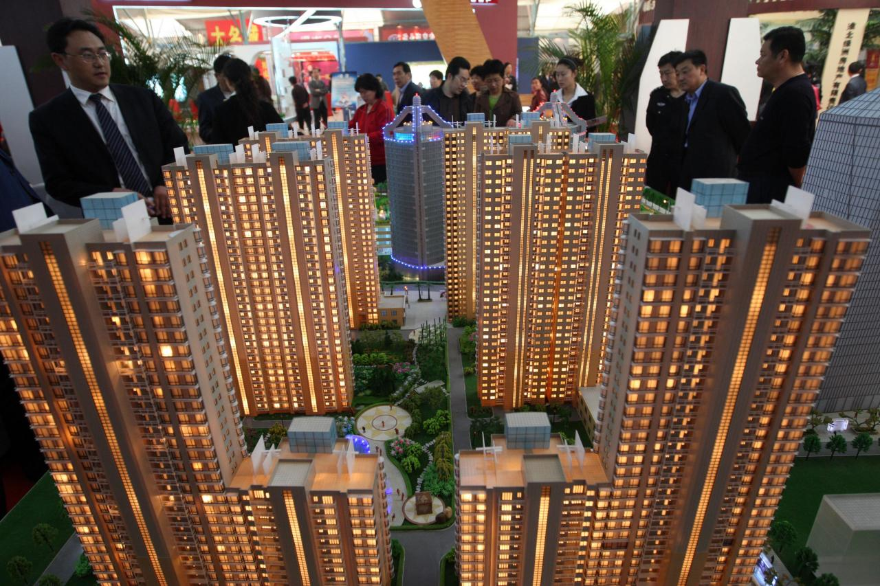 內地房地產市道放緩對集團影響不大。