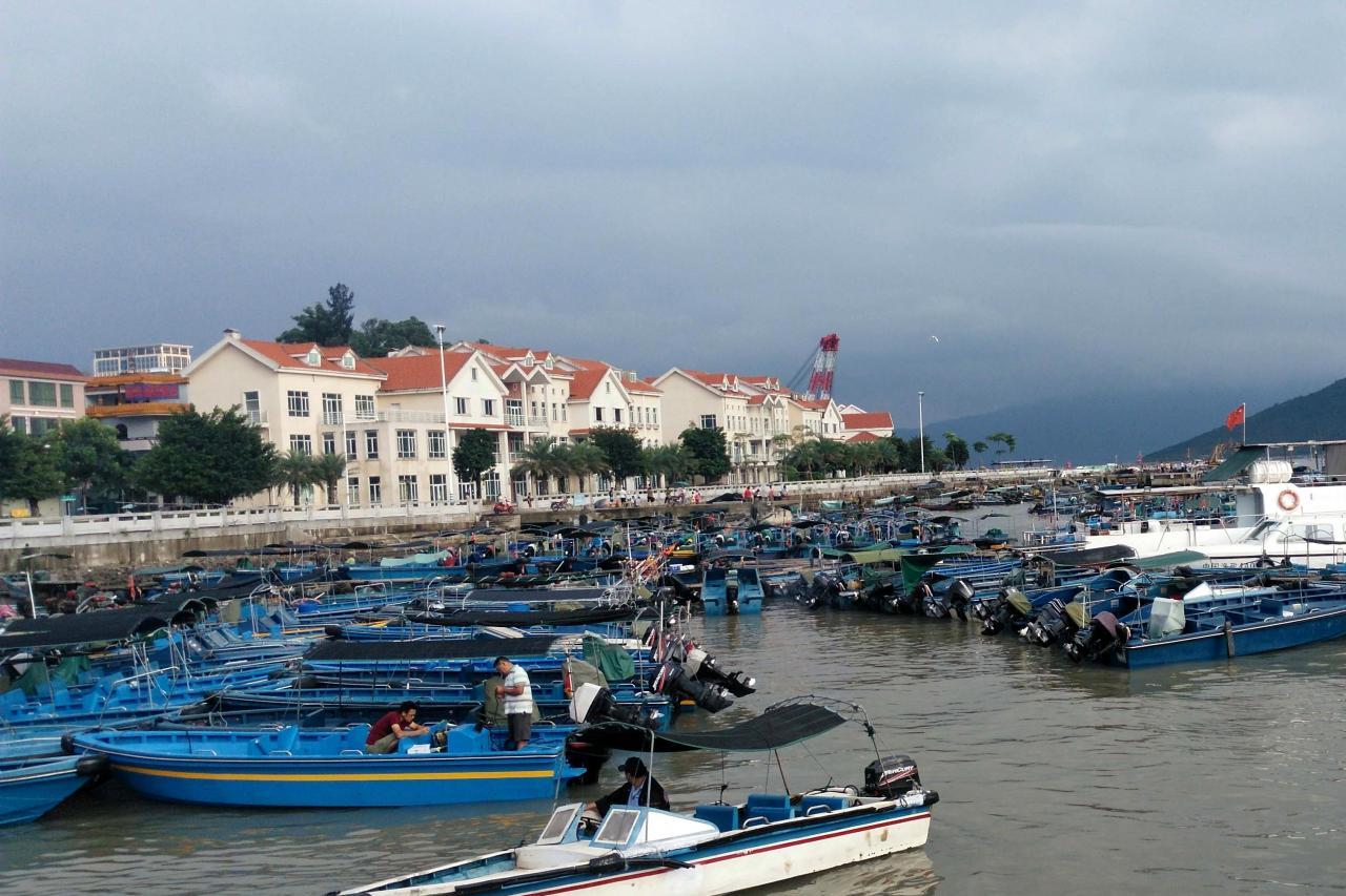 惠州是大灣區中少有的土地及海域面積都非常廣闊的城市。
