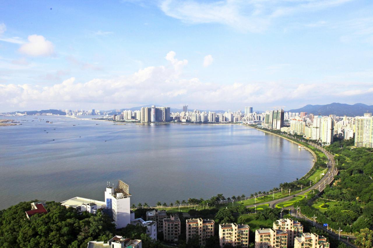 珠海今年出力打造獨具特色令人嚮往的大灣區魅力之城。