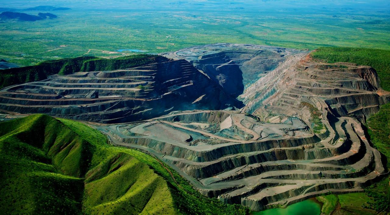 澳洲的阿蓋爾(Argyle) 鑽礦將在接下來的 1 年關閉。