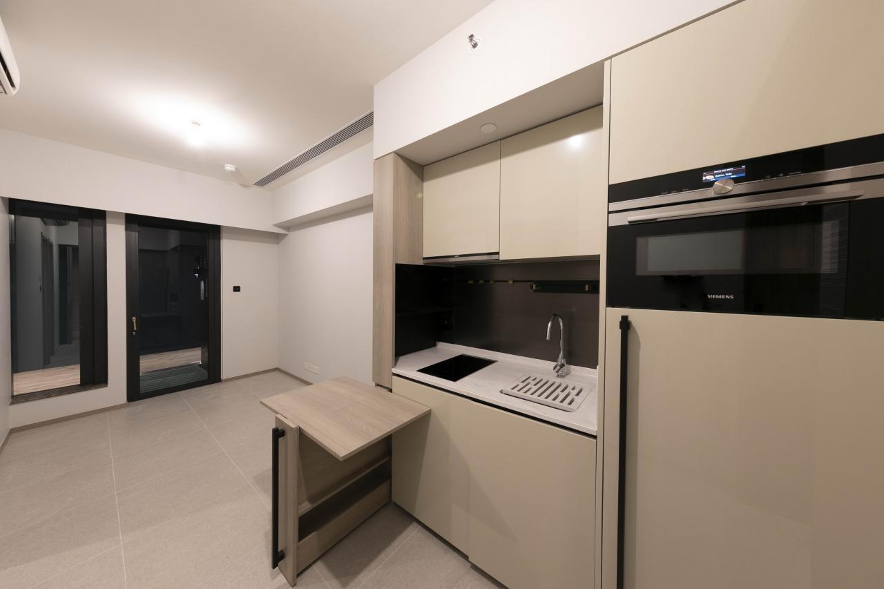 單位面積細,樓盤設計自要多花心思。