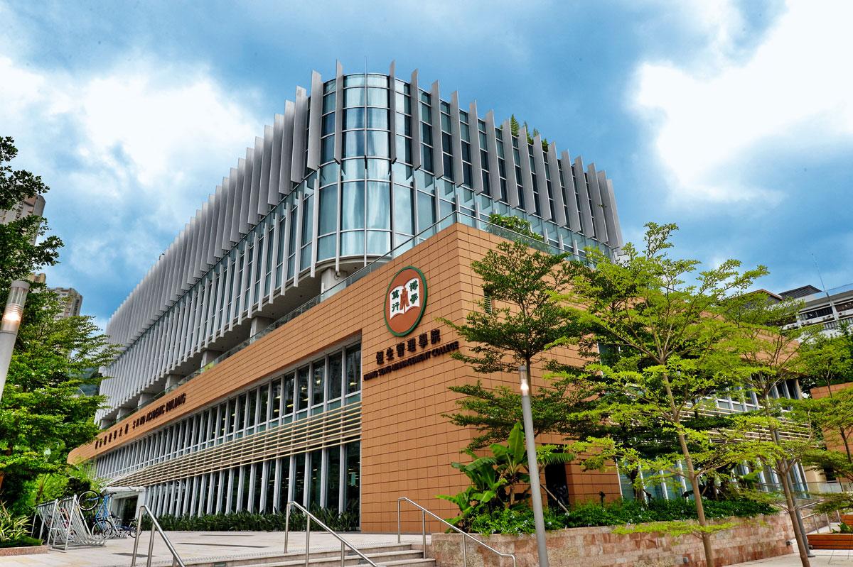 沛然去年為恒生管理學院取得綠建環評鉑金級認證。