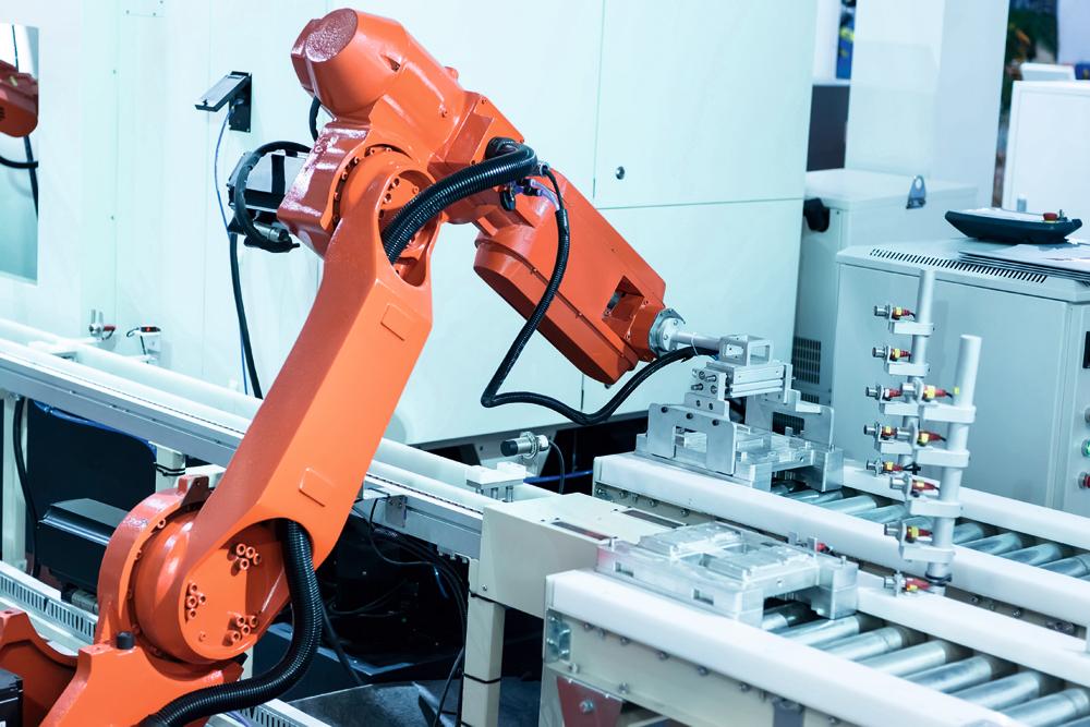 工業4.0效應下,傳統工業邁向自動化及智能生產,尋找突破。