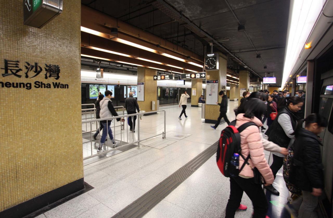 項目距離港鐵長沙灣站僅約3至5分鐘步程。