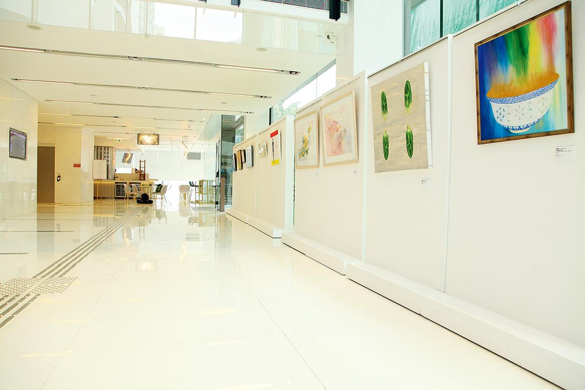 李秀恒為KC100注入藝術元素,免費租予本地藝術團體,支持本土文創發展。