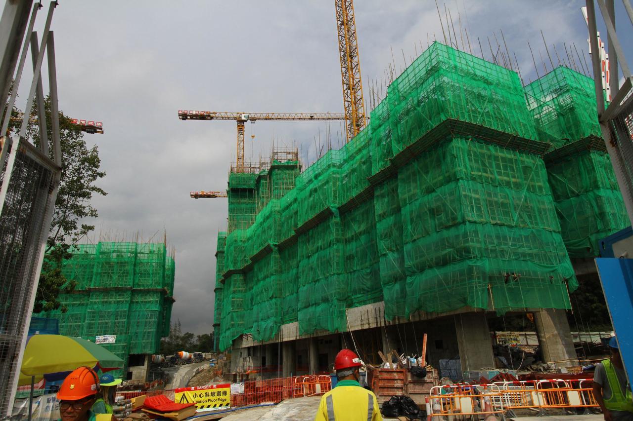 上源是萬料首個在港的獨資項目,提供1,154伙。