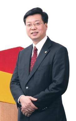 中國食品有限公司主席馬建平