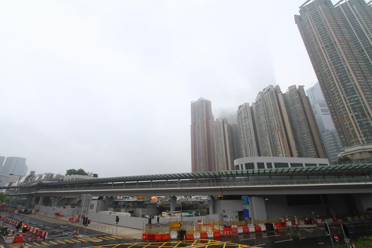高鐵的開通將會為香港帶來新的內地客源。