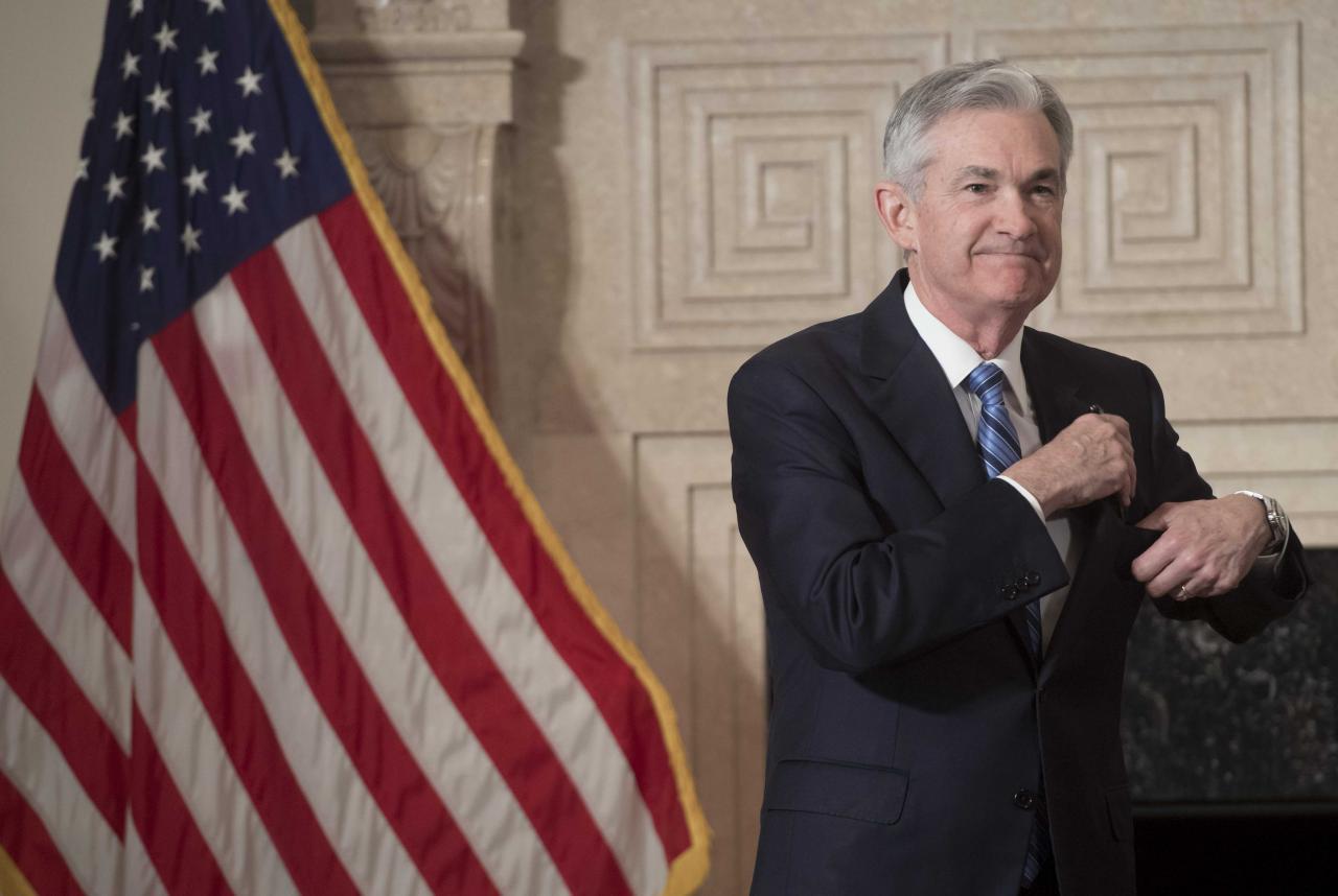 聯儲局主席鮑威爾的貨幣政策,近日經常被總統特朗普批評。