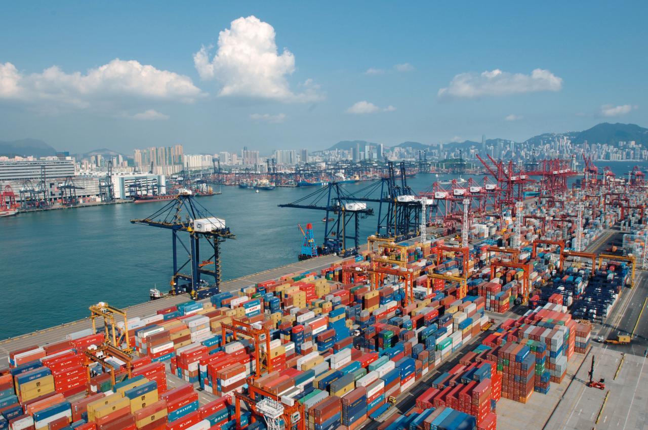 葵涌工廈接近葵涌貨櫃碼頭,具物流地理位置優勢。