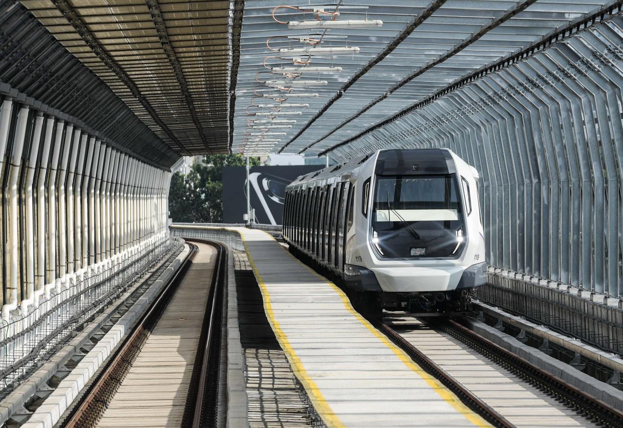 檳城未來數年將有多個大型交通基建項目落成。