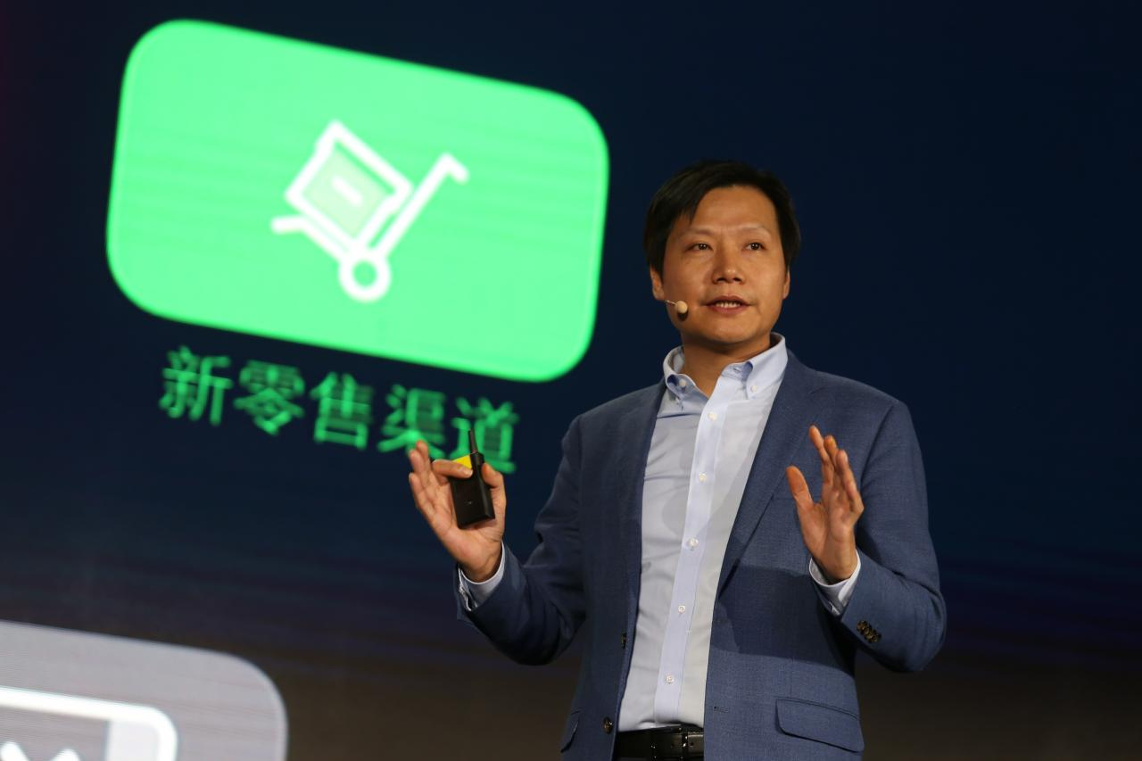雷軍估計今年小米手機的銷售量可達一億部。