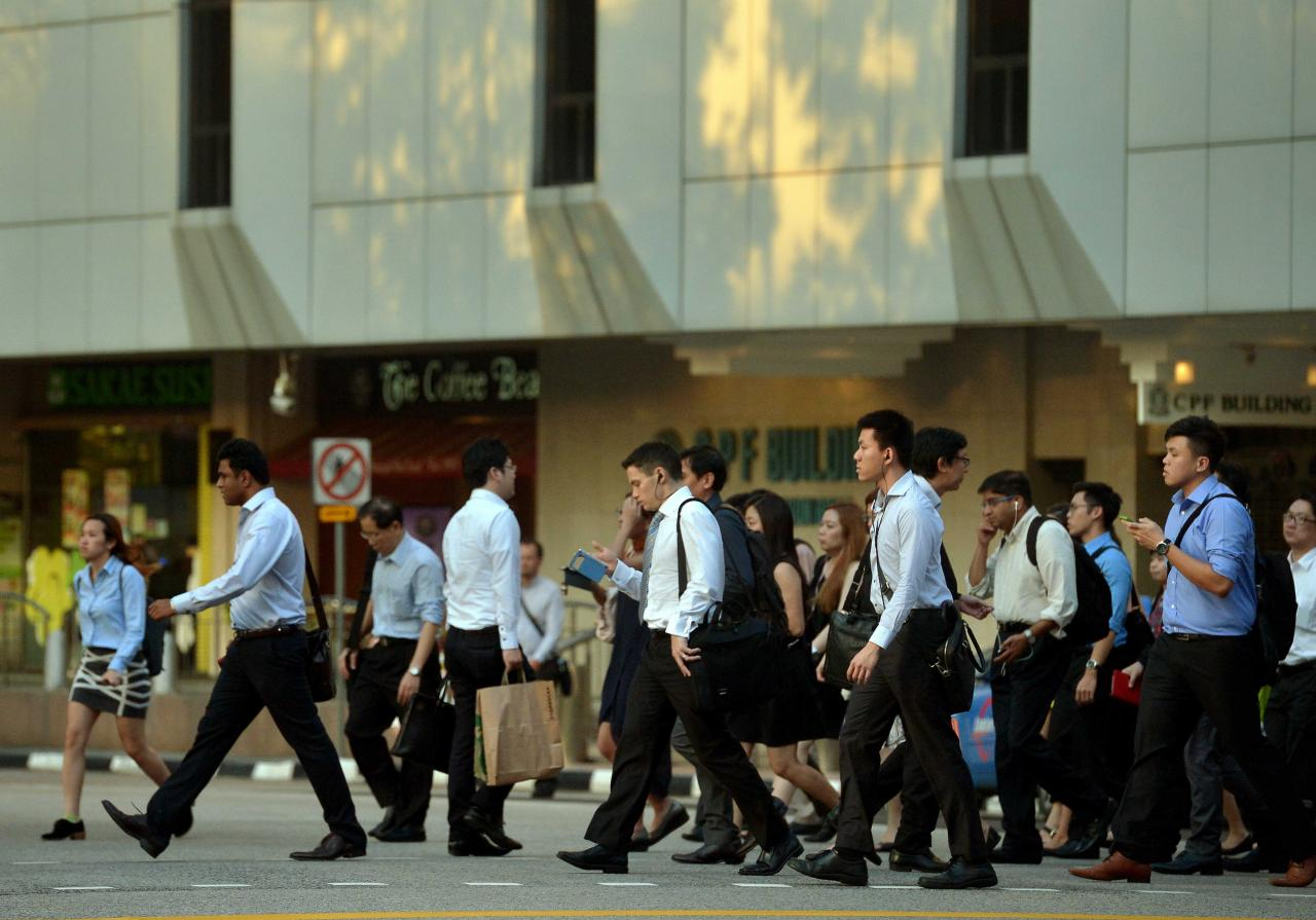 新加坡失業率2017年第3季為2.1%。