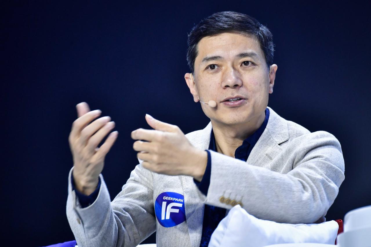 百度創辦人李彥宏近日登上了《時代》亞洲版封面,並大談百度布局人工智能的野心。