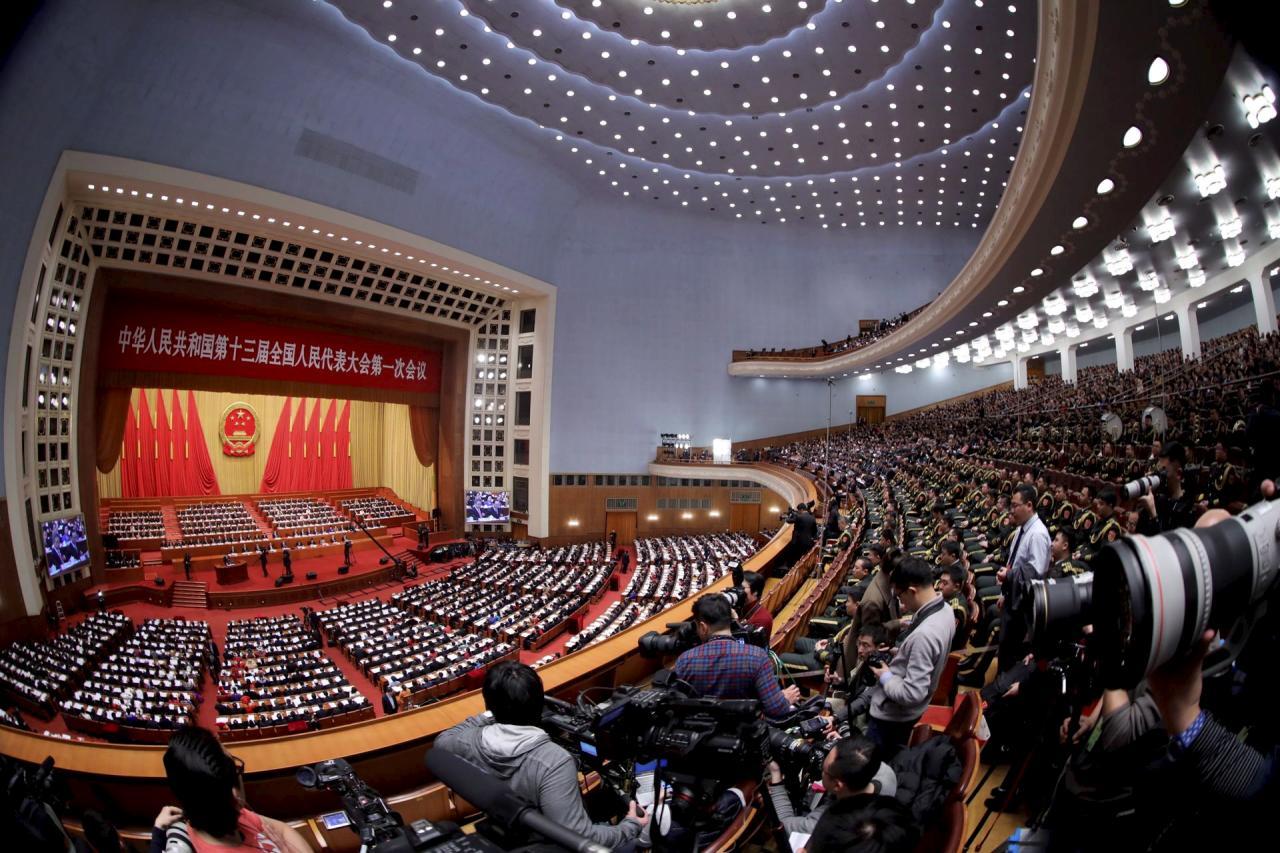 中國政府禁止地方不分青紅皂白地實施集中停工的環保政策。