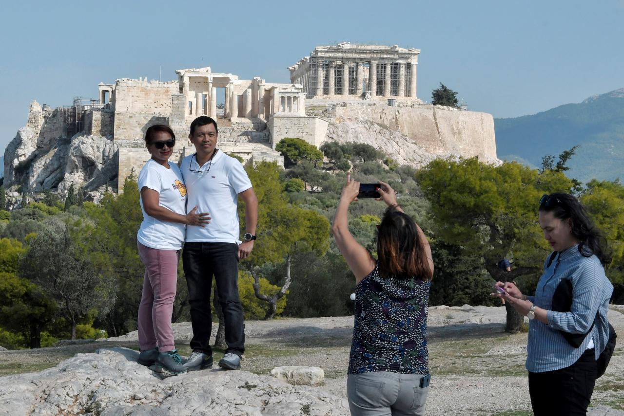 2017年到訪雅典的遊客數量達到歷史新高,突破3,000萬人次。