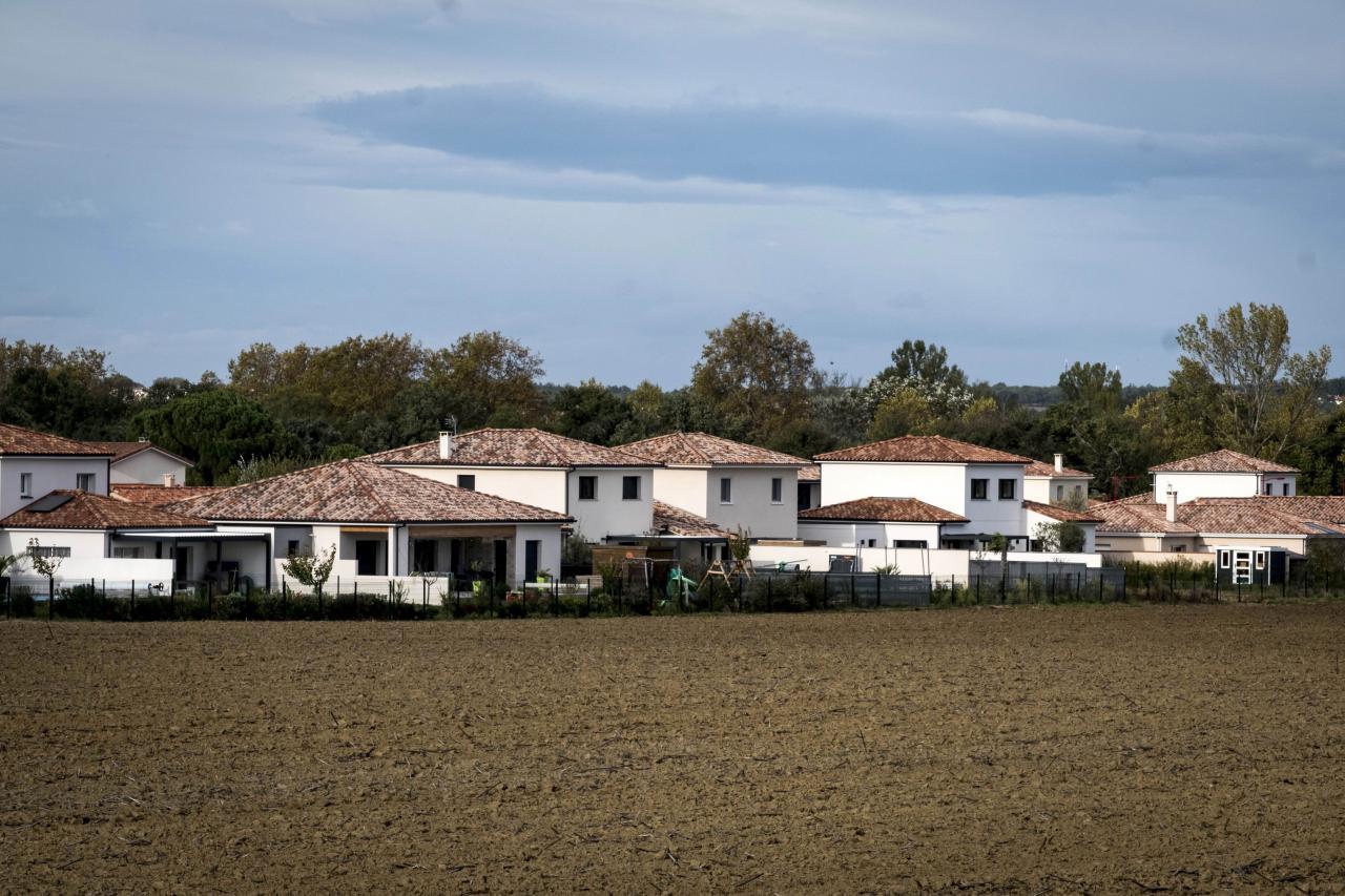 去年的房地產交易共為法國政府創收325億歐元。