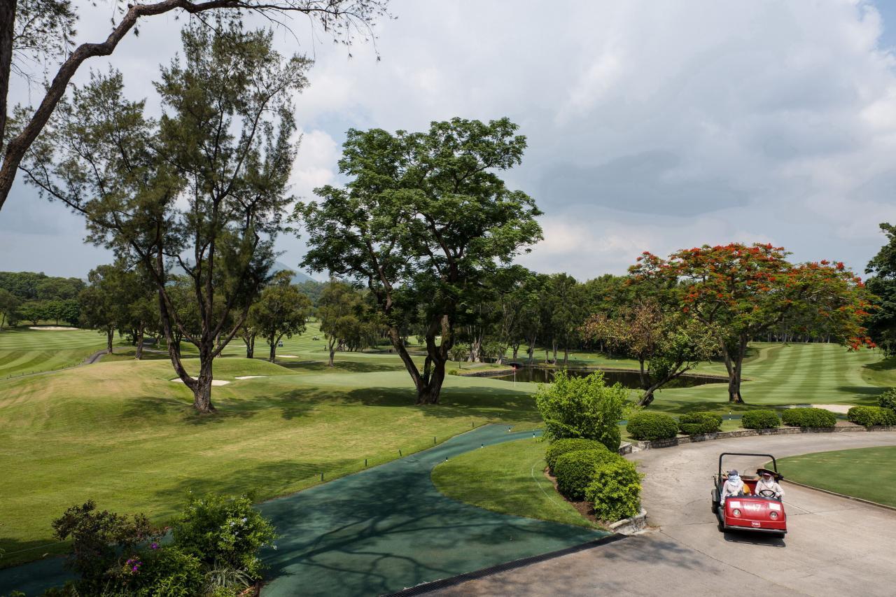 小組建議局部收回粉嶺高爾夫球場32公頃用地。