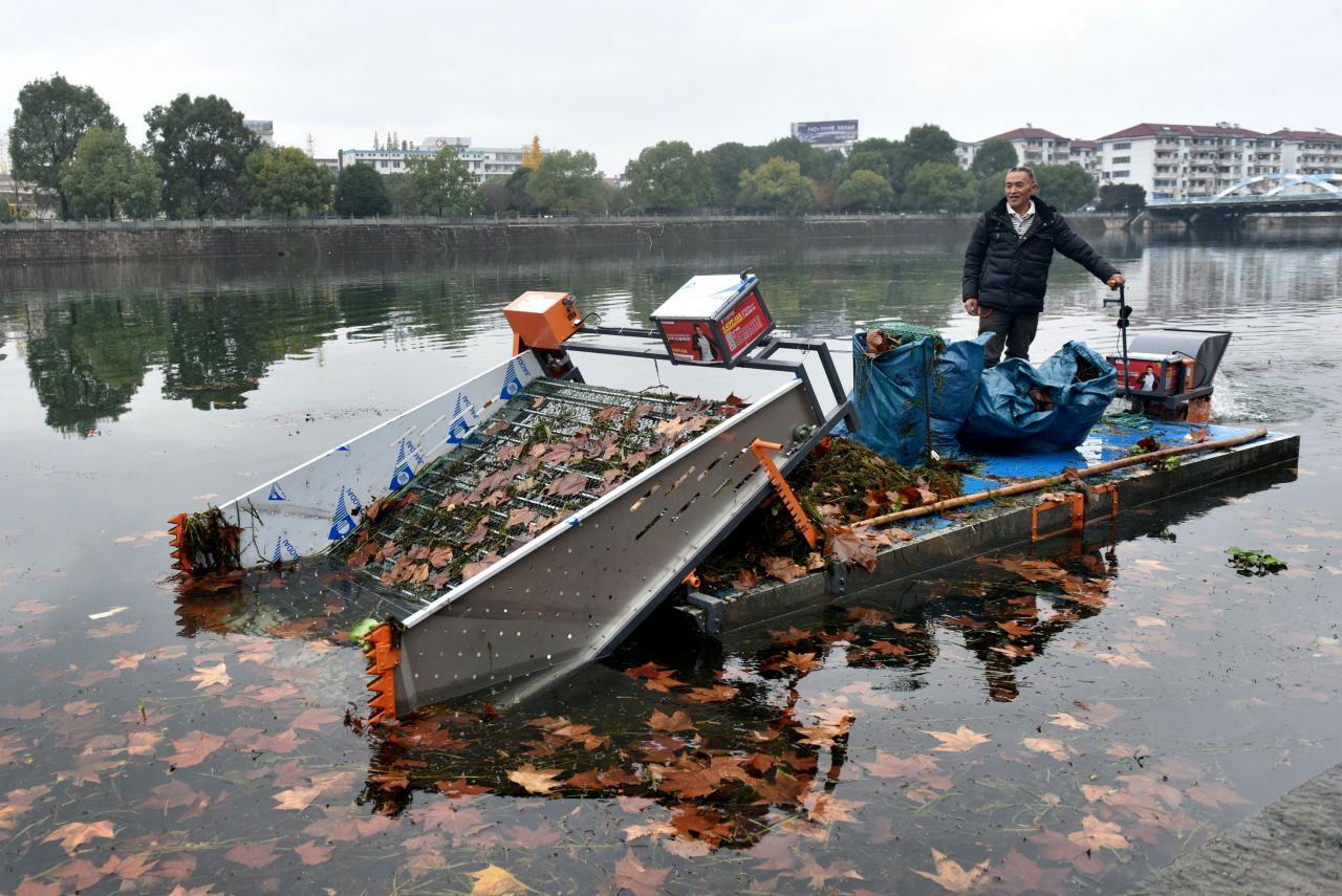建築施工過程中,會產生出廢水污染。