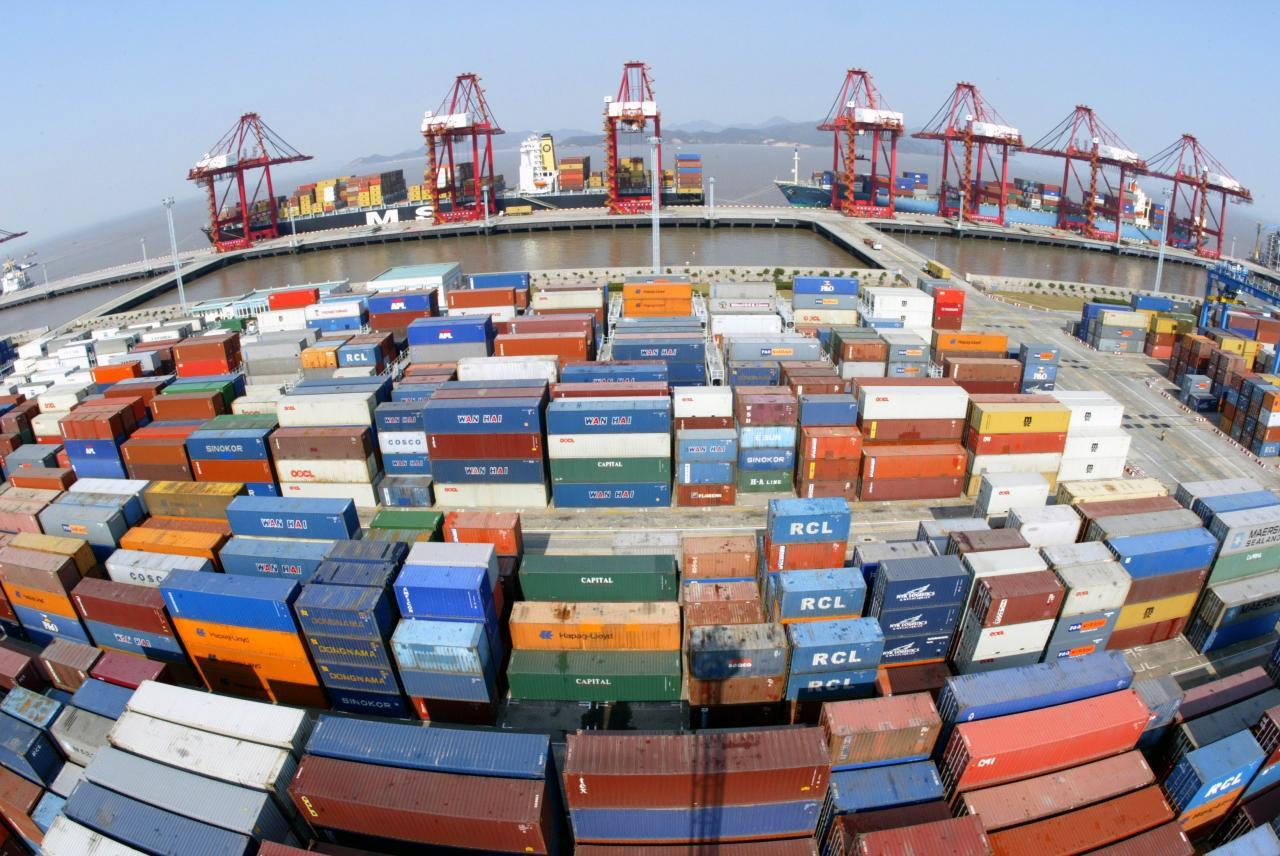 中美貿易戰對中國經濟的影響,已逐步浮現。