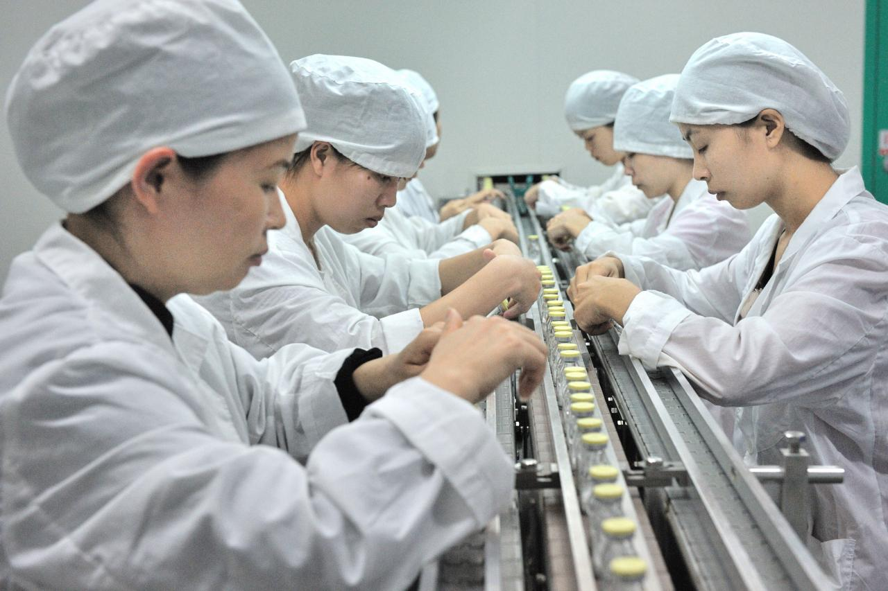 國家發改委積極提升內地生物醫藥研發和生產服務能力。