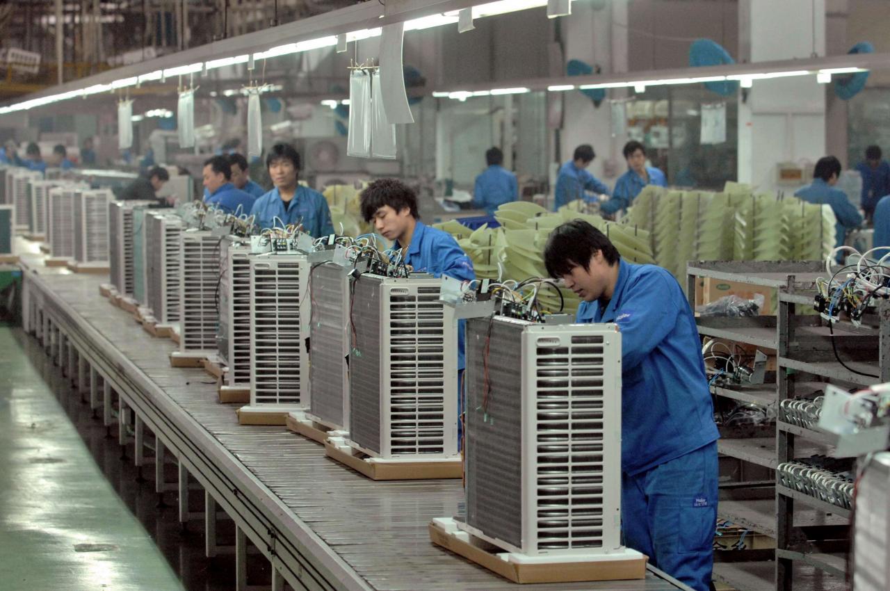 家電產業鏈廣,屬勞工密集行業,為經濟帶來較大的效益。